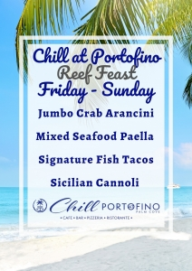 Chill @ Portofino
